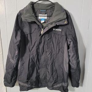 Columbia Bugaboo Small Heavy Full Zip Winter Coat